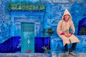 Karl-Heinz Ludwig - Berber in Chefchaouen