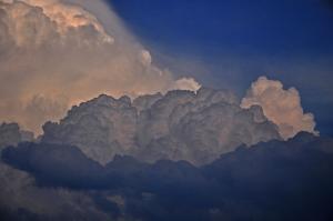 Norbert Volkmann - Gewitterwolken