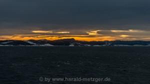 Küste bei Trondheim