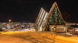 Eismeerkathedrale in Tromsö