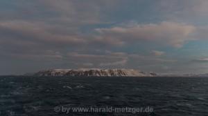 Küstenlandschaft in der Finnmark