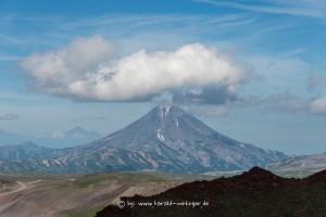 Kamtschatka-Vulkane